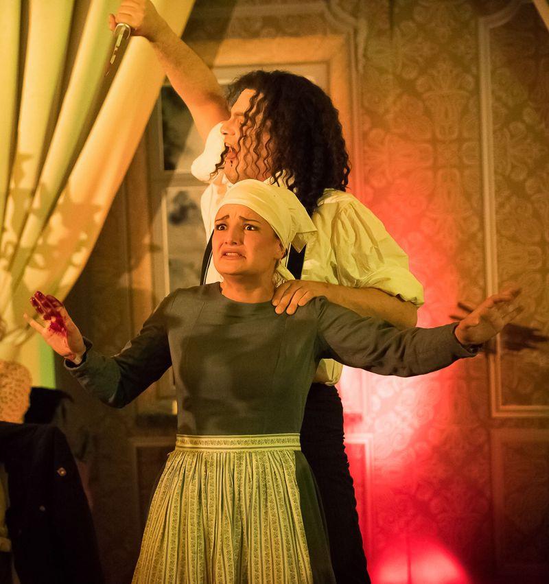 Dr. Jekyll & Mr. Hyde -Und wieder schlägt Mr. Hyde zu Foto Alexa Sommer -002