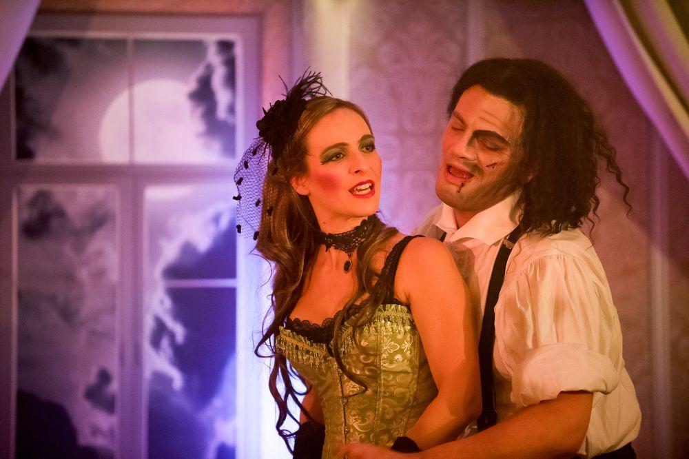 Dr. Jekyll & Mr. Hyde - Verhängnisvolle Affäre von Lucy und Hyde Foto Alexa Sommer-003