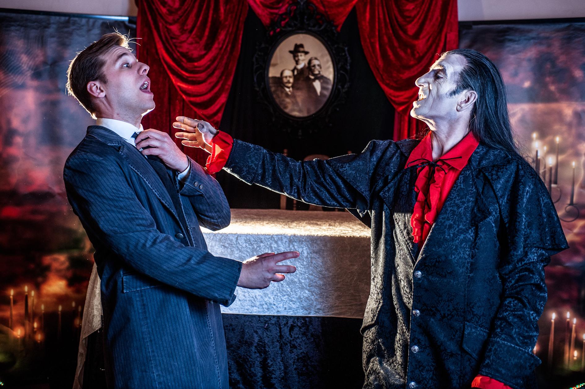 """Gruseldinner """"Dracula"""""""