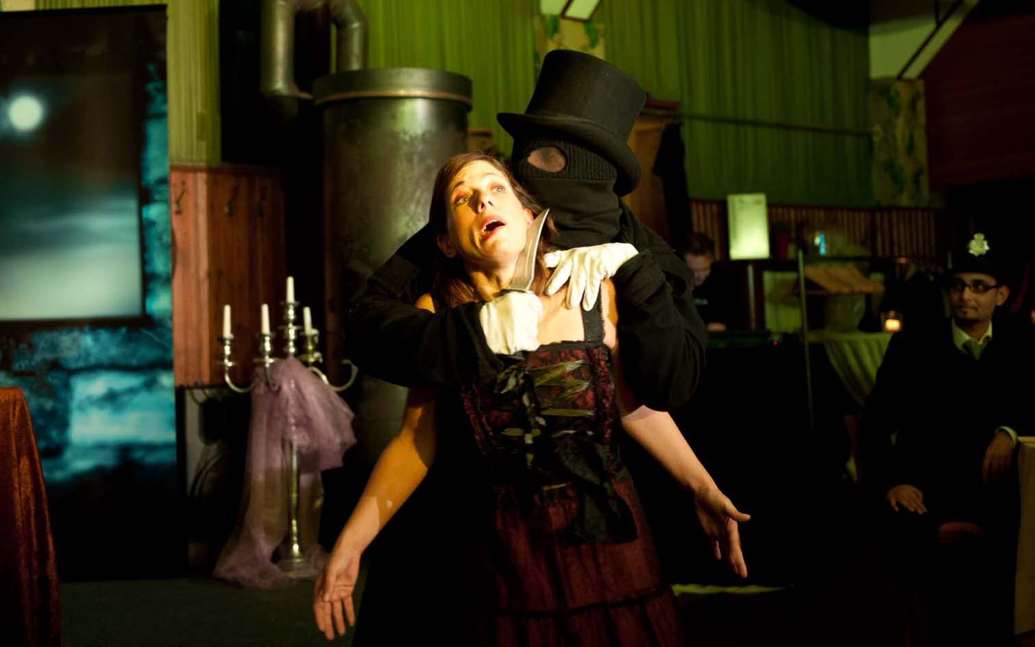 Jack the Ripper_Molly in Gefahr Foto Peter Zell